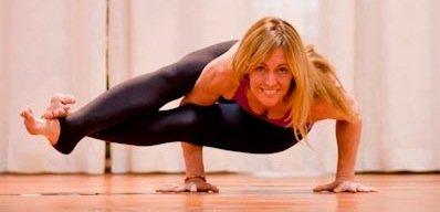 Jill Knouse yoga portland