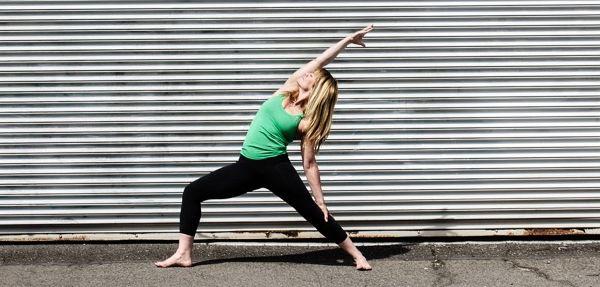 Jill Knouse Yoga